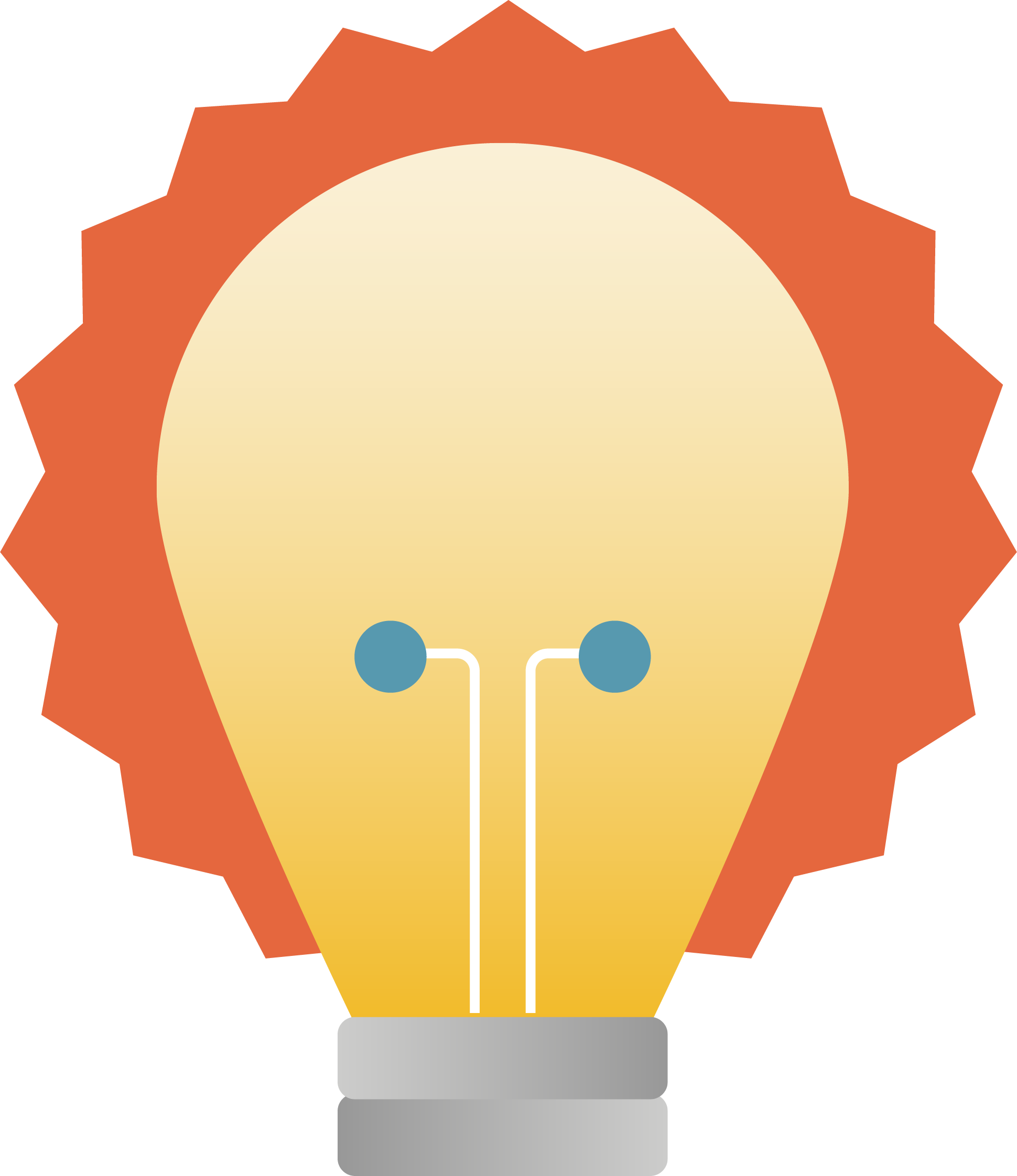 Image of a light bulb