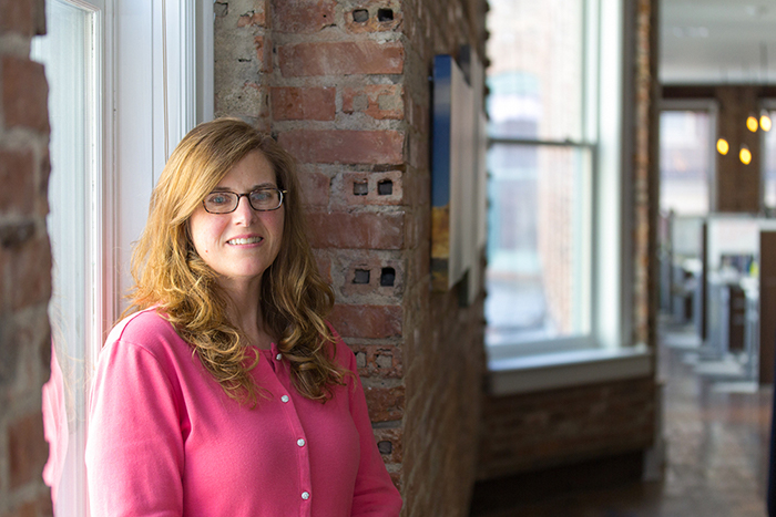 Photo of Kristen Goettsch, Face It TOGETHER senior evaluation scientist
