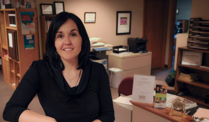 Photo of Julie Schoolmeester, former Sioux Falls Executive Director