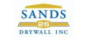 Logo for Sands Drywall